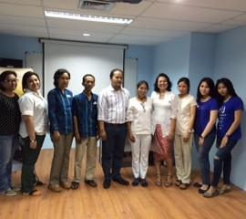 Foto Bersama Setelah Workshop